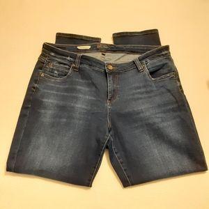 Kut from the Kloth Catherine boyfriend jeans sz14w